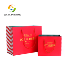 Chinese Red Top Grade quality Wedding Gift bag