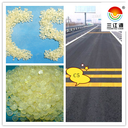 Chemical Raw Materials Road Marking Paints Resin