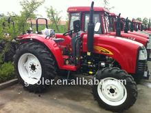 DQ404 tractors, 40HP, 4WD, 8F+8R, ENFLY tractor