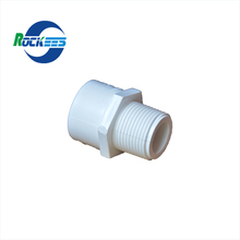 PVC PLASTIC PIPE FITTINGS MAKING MACHINERY BS4346 FEMALE&MALE REDUCER FOR WATER SUPPLY