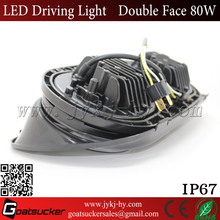 2015 NEWEST!!! Double Headlight for Harley Davidson, led motorcycle headlight