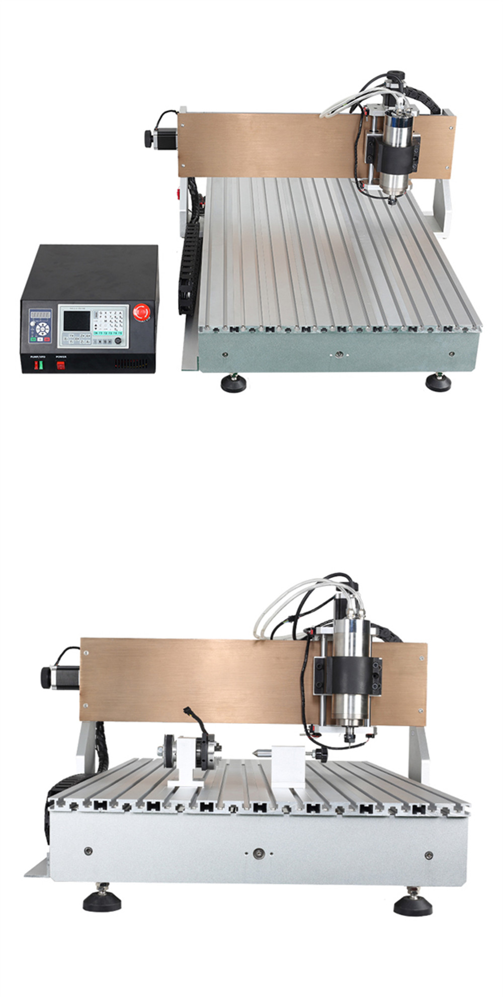 DSP System mini 6090 cnc router Milling Machine