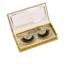 High Quality Factory Price 100% 3d Premium Real Mink Lashes