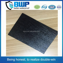 Cheap price PYG fine sand self-adhesive 5mm SBS/APP modified bitumen waterproof membrane factory supplier