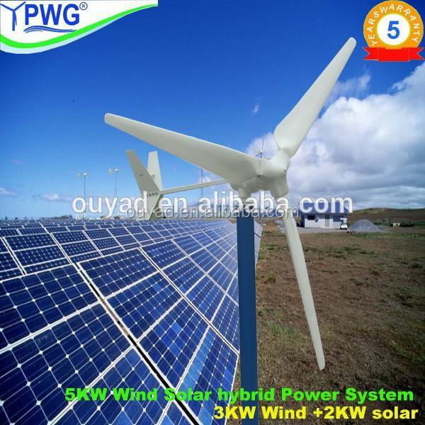 List Manufacturers Of Wind Generator Hybrid Solar System