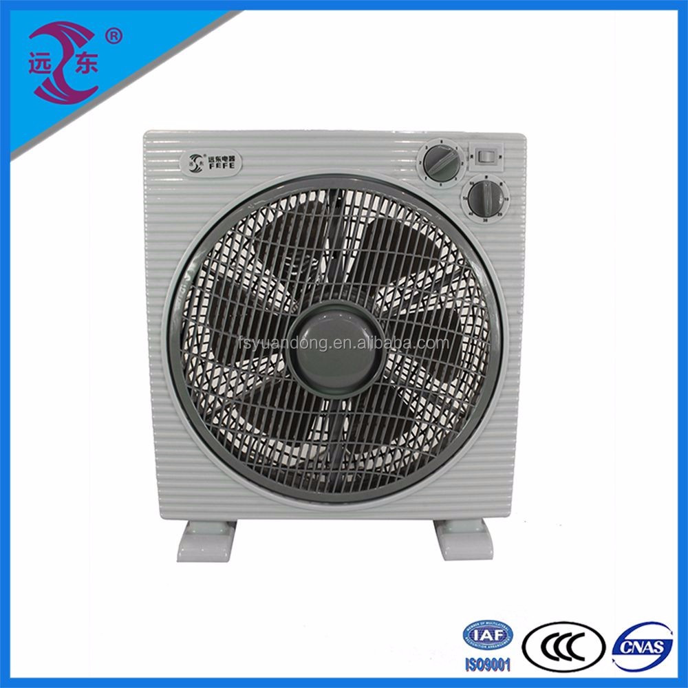 Wholesale durable 4 SPEED PP blade air king box fans