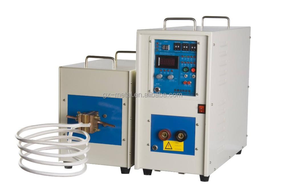 medium frequency steel tube pipe bending induction heating machine