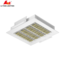 hobby lobby lamps CE UL High lumen 2800-6500k Color Temperature(CCT) led canopy light 200w