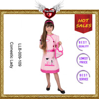 Good Quality Kids Party Comestic Costume for Little Girl