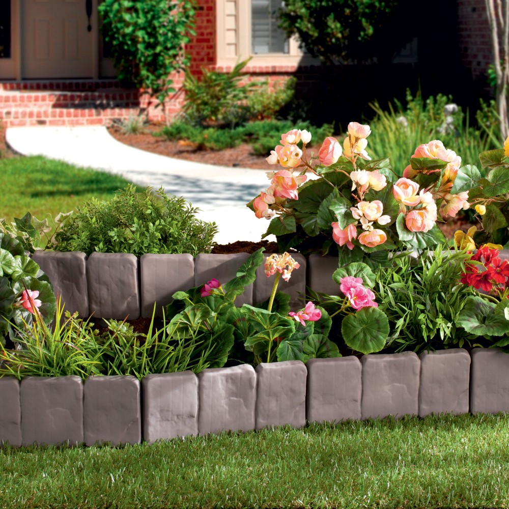 brick design cheap plastic garden fence for flower fencing buy fence plastic fence cheap
