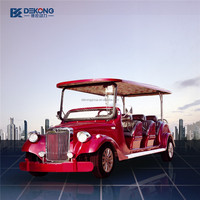 4 to 12 seats Resort campus University pickup electric antique car dealer