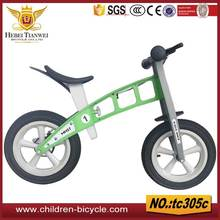 "wholesale 10""12"" plastic steel child balance bicycle/kids mini toys"