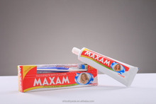 MAXAM Fluoride Toothpaste 145grams with Toothbrush