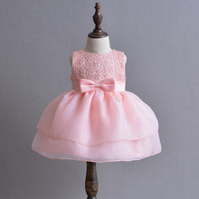 Baby Clothes Wholesale New Model Baby Girl Party Tutu Dress