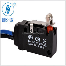 IP67 miniature snap action switch as good as Omron