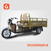 60V 1000W Xinge battery-powered tricycle trike electrical cargo van for farmer