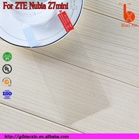 best popular anti-glare touch screen protector for zte nubia z7 mini