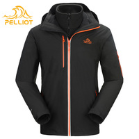 100% Polyester Naturalife Man Winter Waterproof Windproof Breathable Coats 10000mm 3 In 1 Best Selling Outdoor Jacket 2016