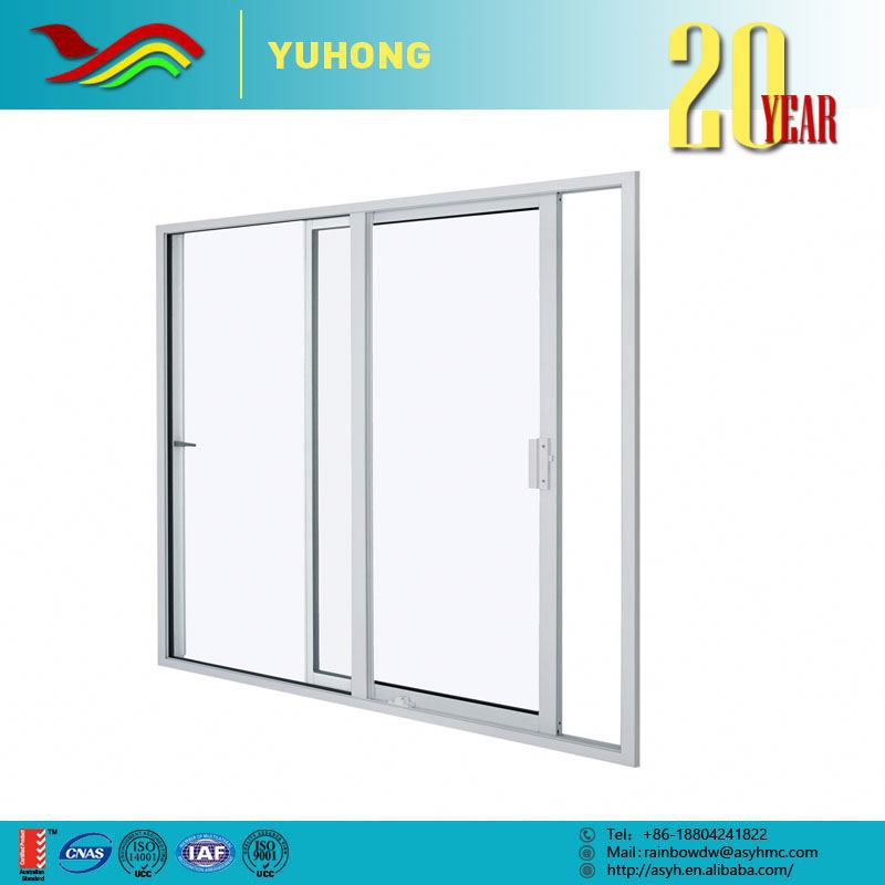 YH New product low prices plant designed energy saving aluminum sliding toilet door