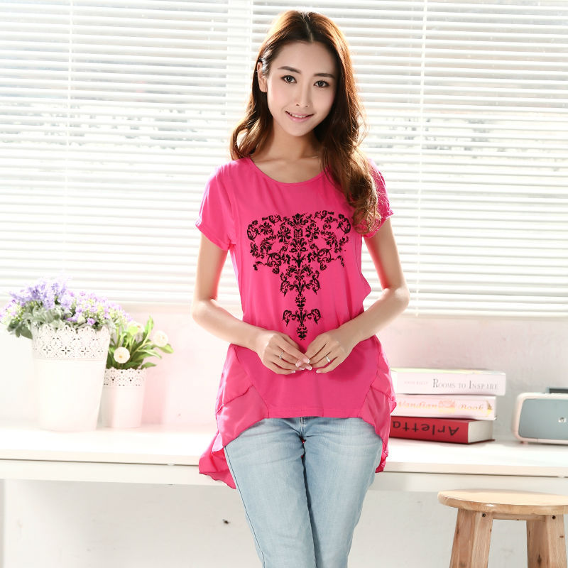 good quality women maternity t shirt with cheap price