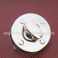 N-2992-8 Fashion wholesale price lock hardware twist turn lock for handbag