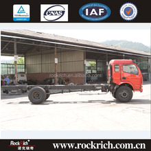 Good Price 8 Ton 4X2 Diesel NewTruck Chassis Design