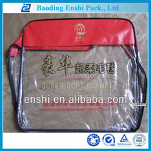 high quality waterproof recyclable plastic bag for packing bad sheet