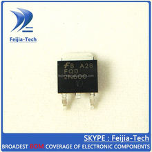 FQD2N60C 600V 1.9A Field effect transistor TO-252