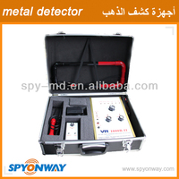 first used in the field in 1984 and the FORWARD GAUSS VR-SPY-5000 Metal detector