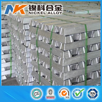 China supplier pure zinc ingot 99.99%