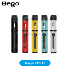 Kangertech K-Pin Starter Kit 2000mah Battery Kanger New AKD product K-Pin