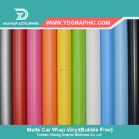 Starwrap Matte Auto Wrapping Vinyl Sticker