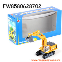 Promotional 1 87 scale diecast excavator model toy truck FW8580628702