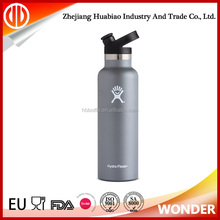 hydro flask insulated stainless steel water bottle hydro flask sleeve custom logo and color hydro flask lid
