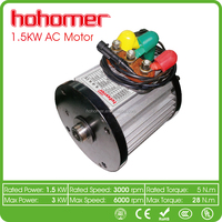 HM-1K5 1500W for electric tricycle use electric motor