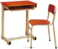 Commercial school furniture student desk and chair Flyfashion SF-07S