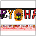 Happy Halloween Party Letter Banner Spiders Garland Decoration Home Decor