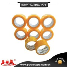 spuer clear bopp packing tape