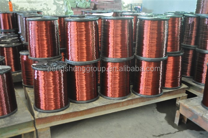 200 Class EI/AIW Enameled winidng copper wire/magnet wire