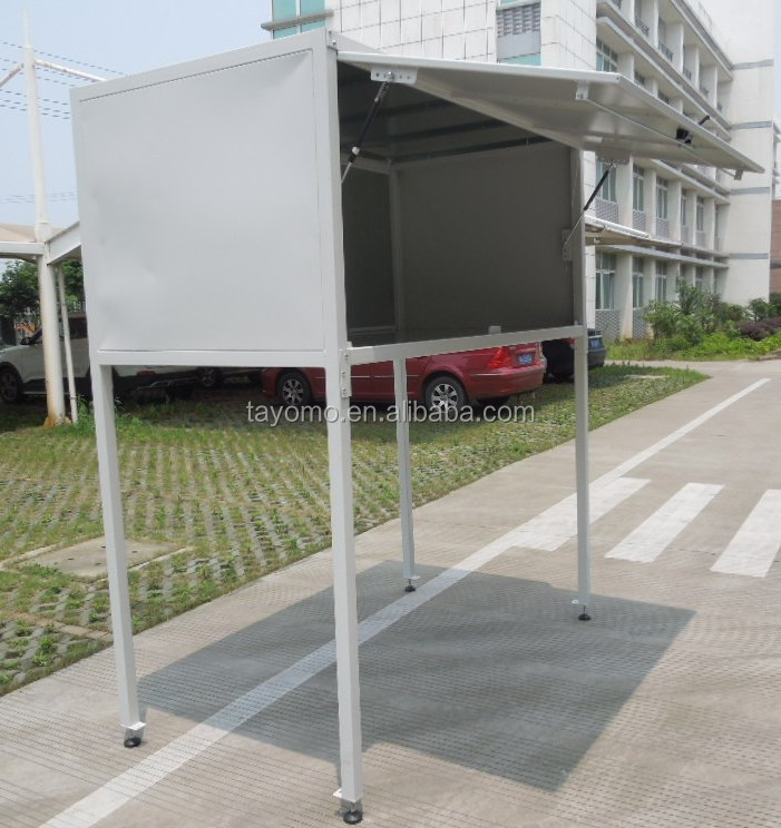 Popular Car Park Storage Box New Solution