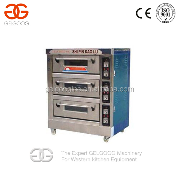 Electric/Gas Bread Baking Oven/Rotary Bakery Oven Machines/Bakery Small Oven
