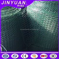 Professional Green PVC Coated Chain Link Fence