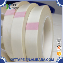 Silicone Glue Coated Insulation white Fiber Glass Cloth Tape