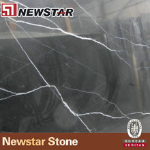 Double black marble,nero marquina marble,nero marquina marble slab