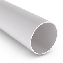 BAIJIANG Low Friction Factor Price of 4 Inch 6.5 Inch PVC Pipe