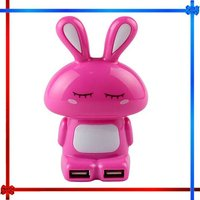 Rabbit USB HUB with 4 port