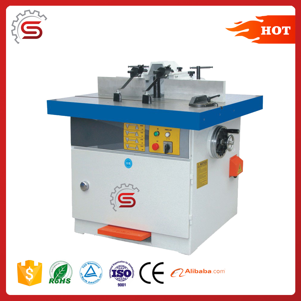 More effective woodworking machine MX5118 milling machine for wood