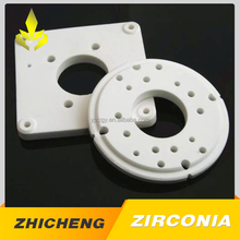 High quality electronic appliance zro2 ceramic zirconia substrate