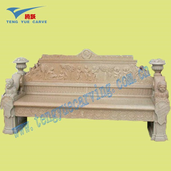 garden decoration stone table