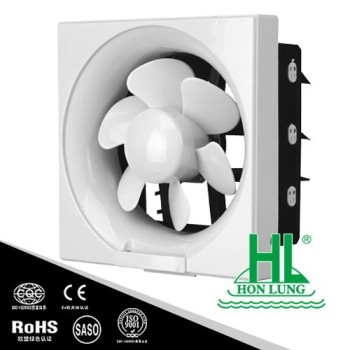 Wall-mounted Exhaust Fan with Shutter (KHG15-B)